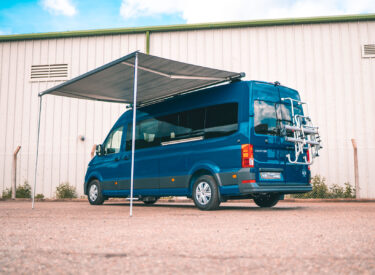 Vw Crafter-Converted by Roaming Homes Ltd